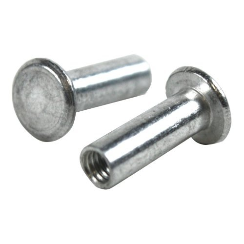 "5/8"" Aluminum Screw Posts - 100pk (SO058ASP) Image 1"