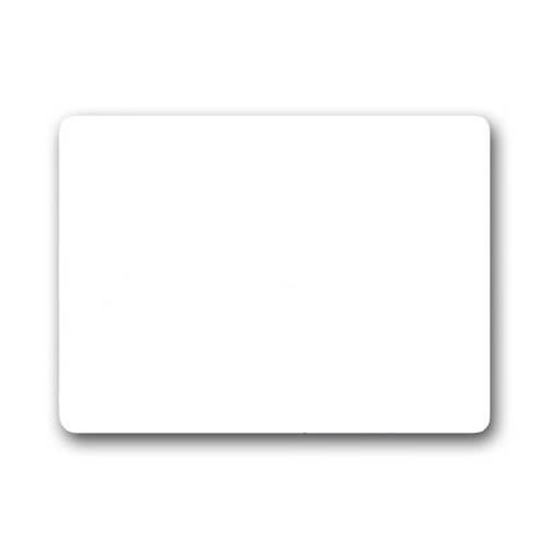 "Flipside 5"" x 7"" Two-Sided Unframed Dry-Erase Lap Boards - 12pk (FS-35656), Flipside brand Image 1"