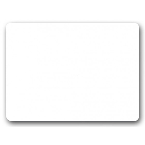 "Flipside 9"" x 12"" Two-Sided Unframed Dry-Erase Lap Boards - 12pk (FS-35959)"