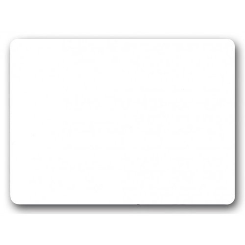 "Flipside 9"" x 12"" Two-Sided Unframed Dry-Erase Lap Boards - 24pk (FS-45959) Image 1"