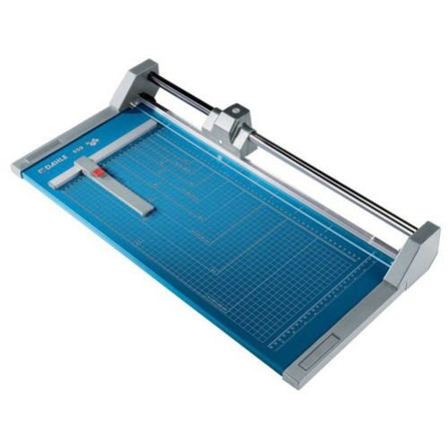 Dahle Model 552 Professional Rolling Trimmer - 20 1/8 Inch - Open Box (MYR-17-774-8), Cutters Image 1