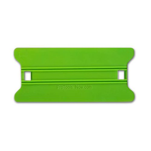 "6"" Green Firm Speed Wing Squeegee Installation Tool (SQSWG6) - $3.65 Image 1"