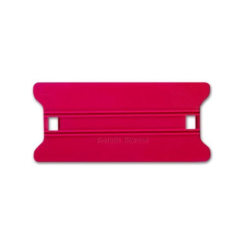 "6"" Red Soft Speed Wing Squeegee Installation Tool (SQSWR6), Finishing Equipment Image 1"