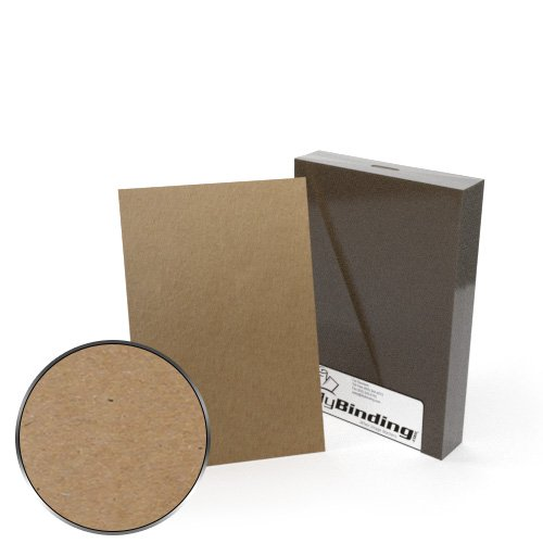 "6"" x 9"" 35pt Chipboard Covers - 25pk (MYCB6X9-35) Image 1"