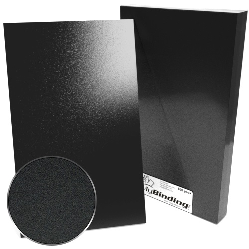 "8.5"" x 14"" Sand Poly 23mil Binding Covers - 25pk (Legal Size) (MYMPSAND238.5x14) Image 1"