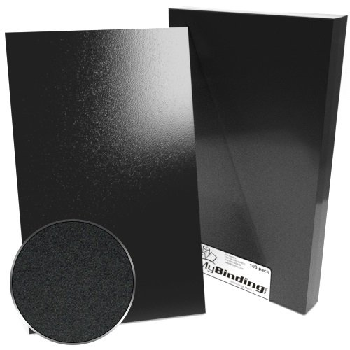"8.5"" x 14"" Sand Poly 55mil Binding Covers - 10pk (Legal Size) (MYMPSAND558.5X14) Image 1"