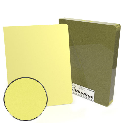 "8.75"" x 11.25"" Card Stock Covers - 100pk (MYCS8.75X11.25) Image 1"