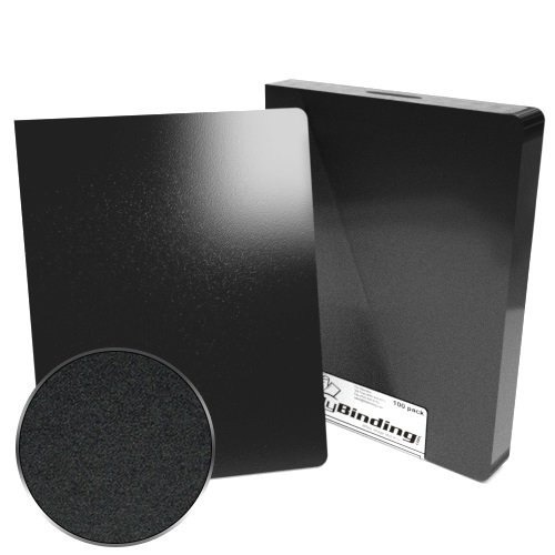 Plastic Binding Covers with Rounded Corners Image 1