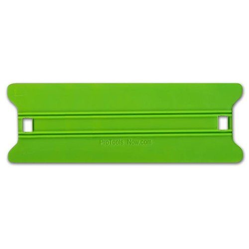 "8"" Green Firm Speed Wing Squeegee Installation Tool (SQSWG8), Finishing Equipment Image 1"