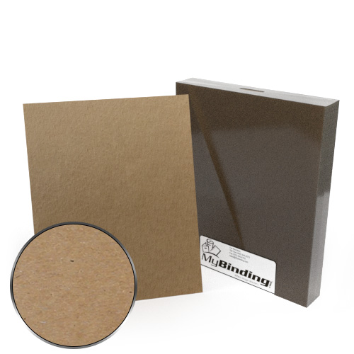 "8"" x 10"" 20pt Chipboard Covers - 25pk (MYCB8X10-20) - $11.01 Image 1"