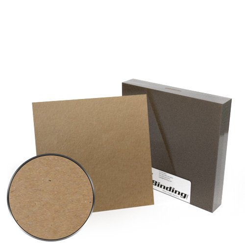 "8"" x 8"" 79pt Chipboard Covers - 25pk (MYCB8X8-79)"