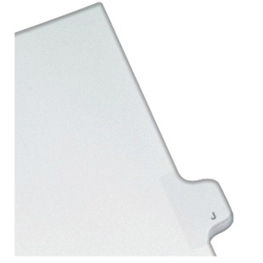 Avery J Individual Legal Index Allstate Style Dividers 25pk (AVE-82172) Image 1