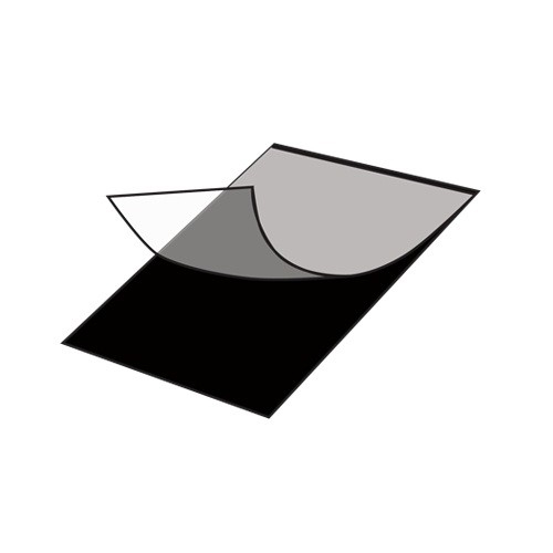 """8.5"""" x 11"""" Create-a-Magnet Letter Size Laminating Pouches (MYCAM8.5X11LP) Image 1"""