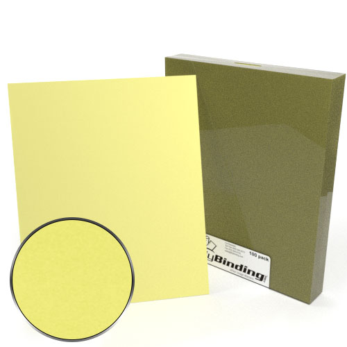"9"" x 11"" Card Stock Covers - 100pk (MYCS9X11) - $23.58 Image 1"