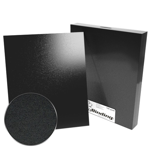 "9"" x 11"" Sand Poly 16mil Binding Covers - 25pk (Index Allowance) (MYMPSAND169X11) Image 1"