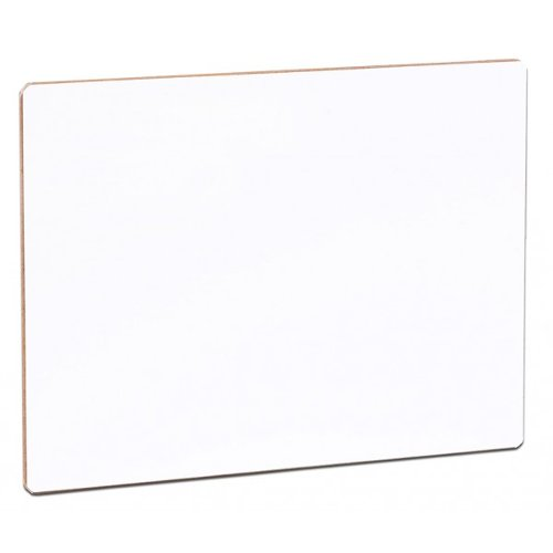 "Flipside 9"" x 12"" Unframed Dry-Erase Lap Boards with Nipped Corners - 12pk (FS-12912) Image 1"