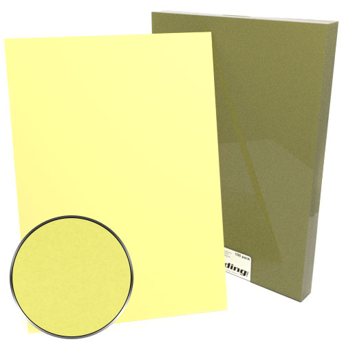A3 Size Card Stock Covers - 100pk (MYCSA3) Image 1