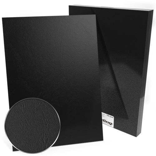 A3 Size Grain Paper Binding Covers - 100pk (MYGRA3) Image 1