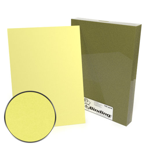 A4 Size Card Stock Covers - 100pk (MYCSA4)