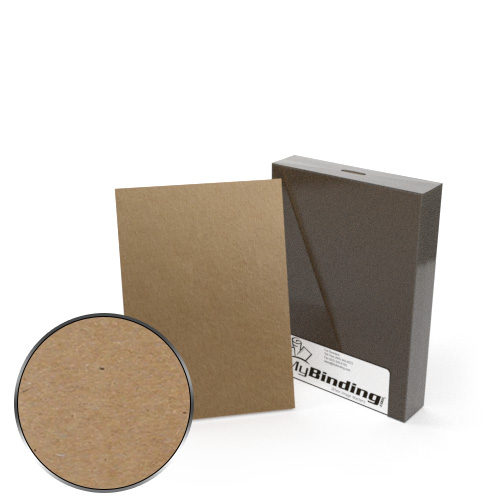 A5 Size 18pt Chipboard Covers - 25pk (MYCBA5-18) Image 1