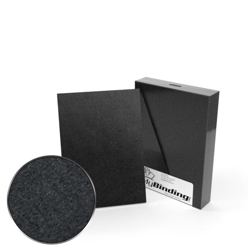 A5 Size 60pt Black Chipboard Covers - 25pk (MYCBBA5-60) Image 1