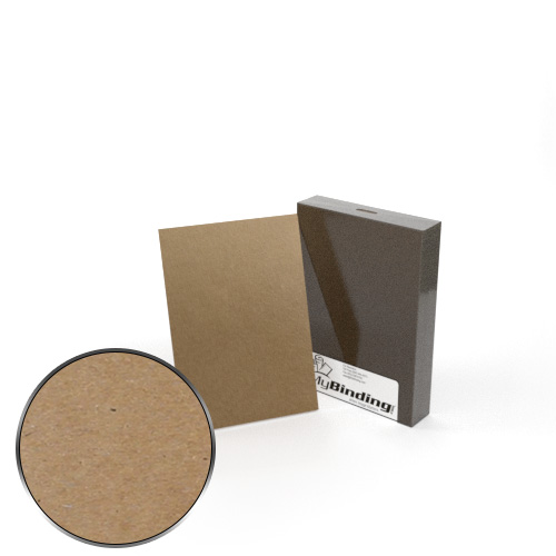 A6 Size 18pt Chipboard Covers - 25pk (MYCBA6-18) Image 1
