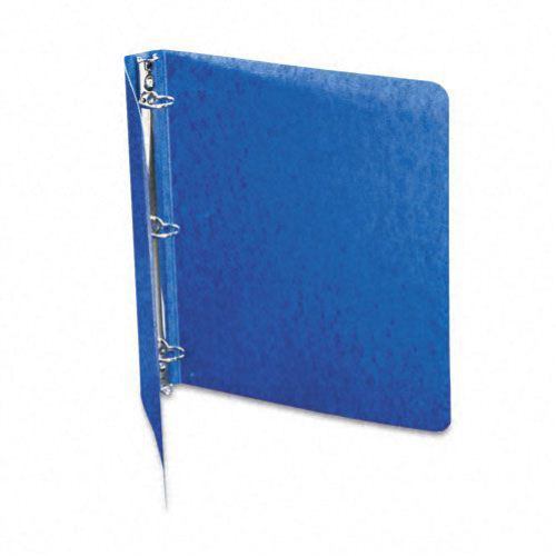 "Acco 1"" Dark Blue PRESSTEX Round Ring Binder (ACC-38613) Image 1"