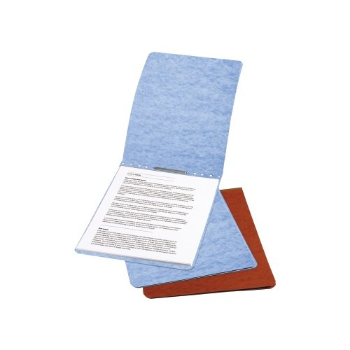 "Acco 2"" Light Blue 8.5"" x 11"" PRESSTEX Report Cover (Top Binding) 2pk - ACC-22272A (A7022272A) - $9.12 Image 1"