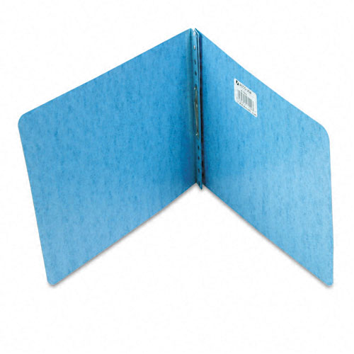 "Acco 2"" Light Blue Letter Size PRESSTEX Report Cover - ACC-17022 (A7017022) Image 1"