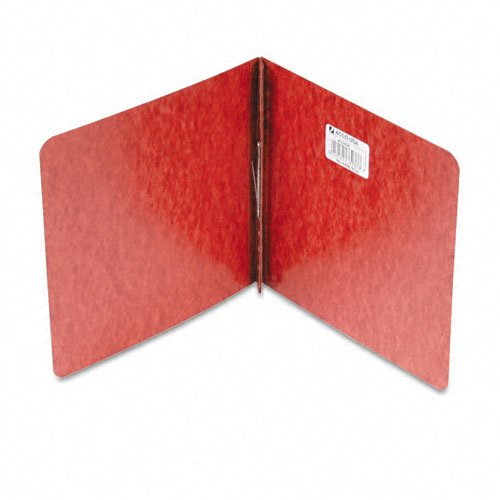 "Acco 2"" Red 8.5"" x 8.5"" Pressboard Report Cover - ACC-33038 (A7033038) - $3.36 Image 1"