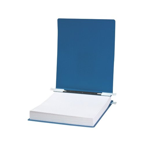 "Acco 23pt 12"" x 8.5"" Size ACCOHIDE Cover with Storage Hooks - Blue - ACC-56133A (A7056133) Image 1"
