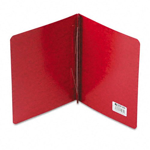 "Acco 3"" Executive Red Letter Size PRESSTEX Report Cover - ACC-25079 (A7025079) - $2.14 Image 1"