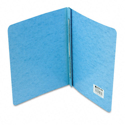"Acco 3"" Light Blue Letter Size PRESSTEX Report Cover - ACC-25072 (A7025072) Image 1"