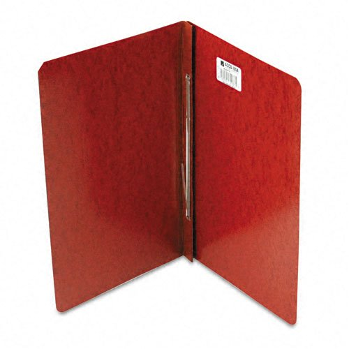 "Acco 3"" Red Legal Size PRESSTEX Report Cover - ACC-30078 (A7030078) Image 1"