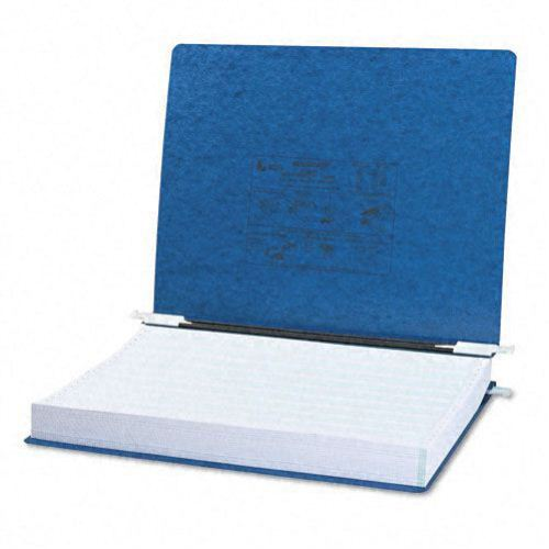 "Acco Dark Blue 14 7/8"" x 11"" PRESSTEX Hanging Data Binder (ACC-54073) Image 1"
