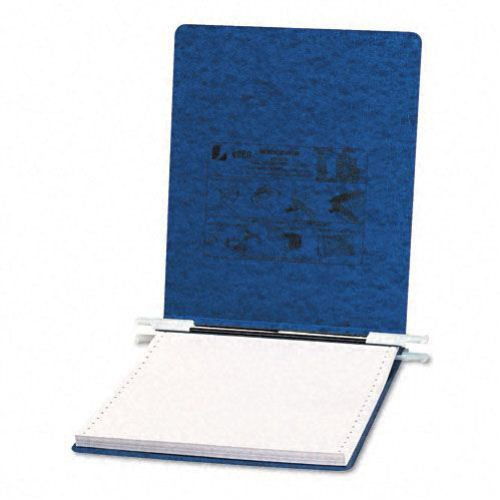 "Acco Dark Blue 9.5"" x 11"" PRESSTEX Hanging Data Binder (ACC-54113) Image 1"