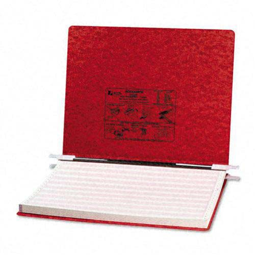 Acco Executive Red PRESSTEX Hanging Data Binders (ACCPHDBERD) Image 1