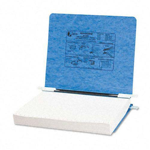 "Acco Light Blue 11"" x 8.5"" PRESSTEX Hanging Data Binder (ACC-54122) - $11.03 Image 1"