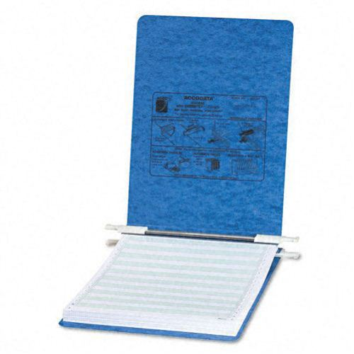 "Acco Light Blue 8.5"" x 11"" PRESSTEX Hanging Data Binder (ACC-54052) Image 1"