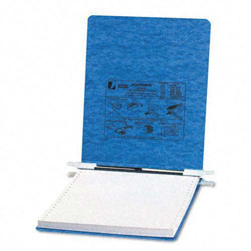 "Acco Light Blue 9.5"" x 11"" PRESSTEX Hanging Data Binder (ACC-54112) Image 1"