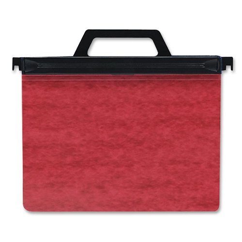 Acco Red Laser Printer Expandable Hanging Binder (ACC-55261)