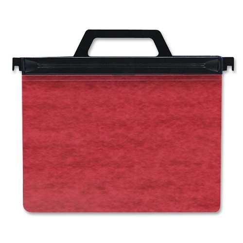Acco Red Laser Printer Expandable Hanging Binder (ACC-55261) Image 1
