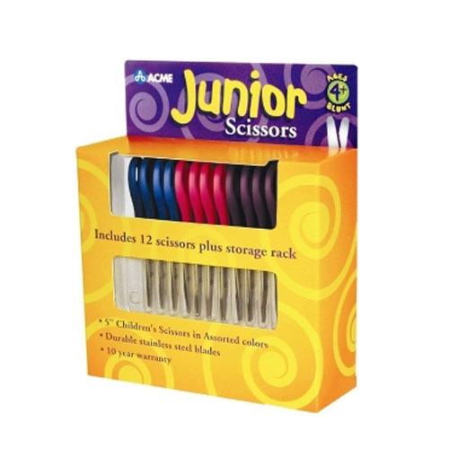 Acme United Junior Scissors (ACM13140) Image 1