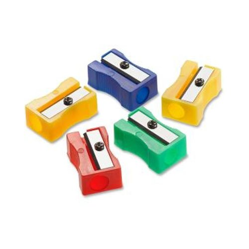 Westcott Plastic Manual Pencil Sharpeners (24/Pk) (ACM15993) - $5.18 Image 1