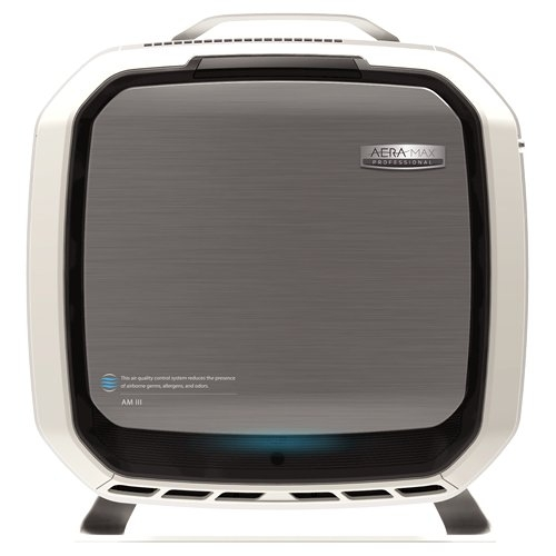 Fellowes AeraMax Pro AM 3S Stainless Professional Air Purifier with Stand (9450001)