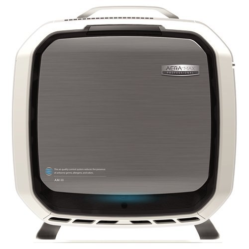 Fellowes AeraMax Pro AM 3S Stainless Professional Air Purifier with Stand (9450001) Image 1