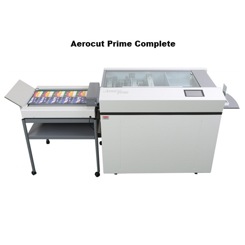 MBM AeroCut Prime Complete Air Feed Paper Slitter-Cutter-Creaser-Perforator Digital Finisher (Aerocut-Prime)