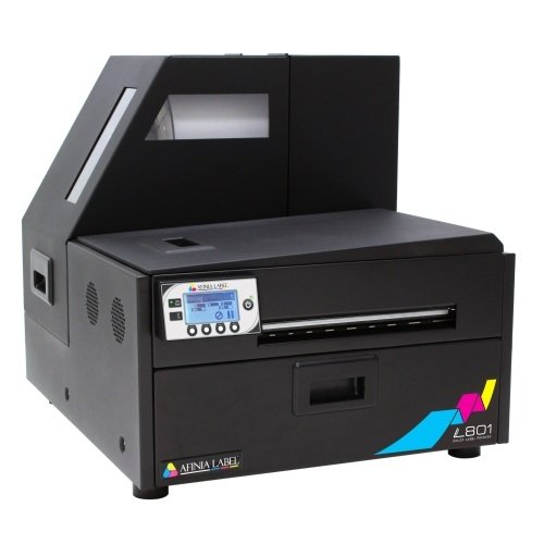 Afinia Label L801 Digital Color High Speed Label Printer with Memjet Print Head (AFN23139) Image 1