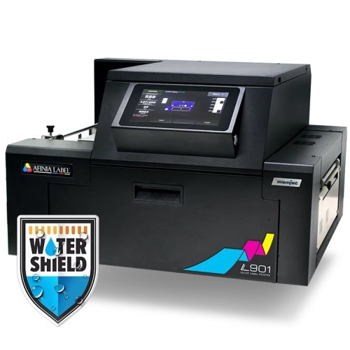 Afinia Label L901 Plus Industrial Color Label Printer for Water-Resistant Labels (L901-Plus) Image 1
