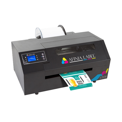 Afinia Label L502 Industrial Color Label Printer With Duo Ink Technology (FREE INK) (AFNL502) Image 1
